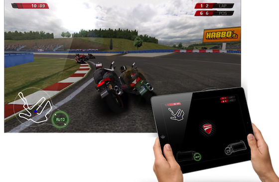 Ducati Challenge AirPlay